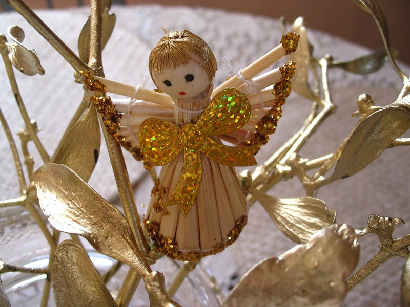 Православная игрушка своими руками