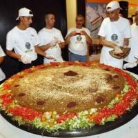 В Иордании приготовили самую большую фалафель в мире