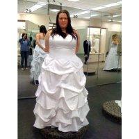 Американка стала дюймовочкой, похудев за год после свадьбы на 72 кг