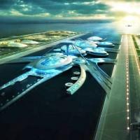 В Лондоне построят крупнейший в мире плавучий аэропорт
