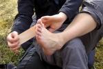Мужчина отрезал себе ногу, чтобы неработать